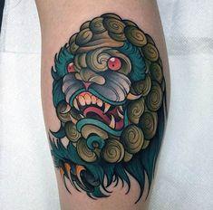 Znalezione obrazy dla zapytania neo traditional tattoo