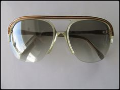 NINA RICCI vintage 70S 80s  sunglasses NOS / 2nd by HoleInTheWater