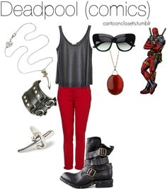 Deadpool Cat Costumes Change Your Style Using These Deadpool Cosplay Female Tips!