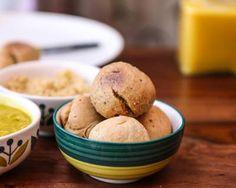 Rajasthani Dal Baati Churma Recipe
