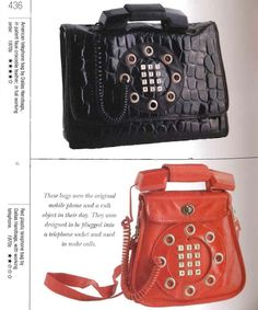 people having fun in the 1970s | Telephone Bag – The Original Mobile Phone From The Early 1970s