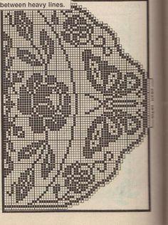 Free Crochet Vintage Midsummer Day Runner