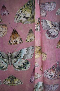 Designers Guild Charonda Rose fabric