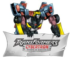 Hotshot (Transformers Cybertron 3)
