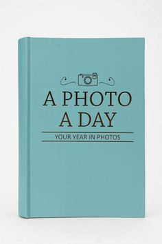 Photo a Day Photo Album - Urban Outfitters