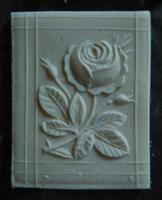 Springerle cookies, made with antique molds. Funny to find my own cooking photos on pinterest.