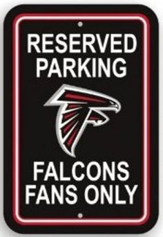 Reserved for Falcons Fans