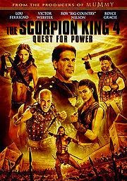 The Scorpion King 4: Quest for Power (2015) ~ Just Watch It!