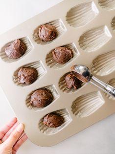 Guittard's Hot Cocoa Madeleines Recipe — Fix Feast Flair