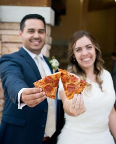 For those who love pizza as much as their betrothed. Online Wedding Registry, Pizza Wedding, My Happy Ending, Wedding Inspiration, Wedding Ideas, Love Pizza, Storms, Maine, To My Daughter