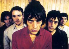 The Verve Band Poster Great American Songbook, The Verve, Artist Wall, Dream Pop, Under The Rain, Celebrity Skin, Psychedelic Rock, Britpop, Alternative Music