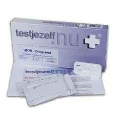 Testjezelf.nu Drugstest morfine heroïne in urine (3)
