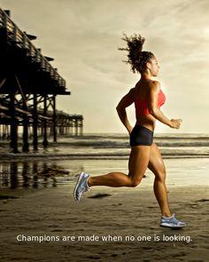 To run and run and run and run....................