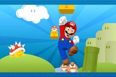 50 Mejores Imágenes De Mario Fiesta De Mario Bros Fiesta