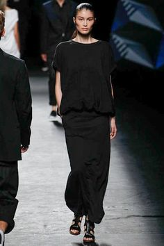 SPRING 2013 READY-TO-WEAR  Y-3  Sui He
