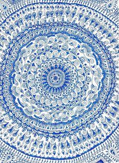 beautiful in blue  CapeCodCollegiate.tumblr