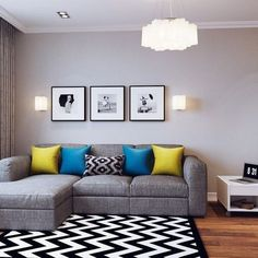 41 The Most Forgotten Fact About Modern Sofa Design A Perfect Choice for Your Living Room Exposed - bucurieacasa Small Room Decor, Living Room Decor, Bedroom Decor, Interior Paint Colors, Paint Colors For Home, Sala Grande, Modern Sofa Designs, Small Living Rooms, Interior Design Living Room