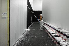 #Exposições e performace de #Nedko #Solakov, Museu de Serralves - Porto, Outubro 2012, Samsung NX100 + PhotoPlus X6 + ACDsee Pro. Foto by Luís Gonzaga Batista