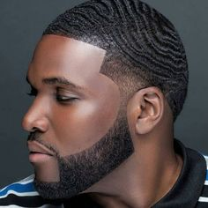 Want a straighter beard? Check out the best straight beard styles and learn how to achieve them (even if you have a curly beard!) with beard straightening products like beard balm and beard straightening combs and brushes. Black Men Haircuts, Black Men Hairstyles, Straight Hairstyles, Cool Hairstyles, Male Haircuts, Latest Hairstyles, Short Haircuts, Weave Hairstyles, Waves Hairstyle Men