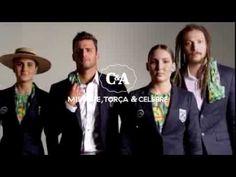 C&A nos Jogos Olímpicos Rio 2016