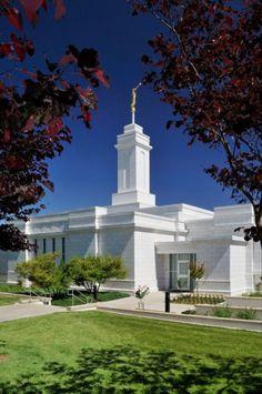 Colonia Juárez Chihuahua Mexico Temple. #LdsTemple #Mormon