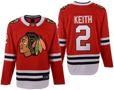Fanatics Men Duncan Keith Chicago Blackhawks Breakaway Player Jersey. Nhl  ApparelRed ... e96821e08