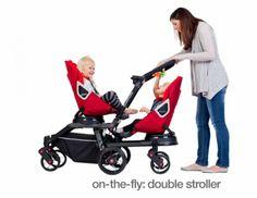 Orbit Baby Double Stroller | DesignRulz
