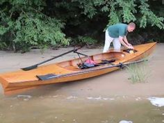 Expedition Wherry by Chesapeake Light Craft