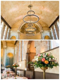 h j benken wedding venue cincinnati ohio in our atrium benkens com