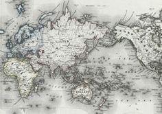 Weltkarten – eine Ansichtssache. Public evening tour on 8 September at ETH-Bibliothek