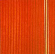 Red Chatterbox - Gene Davis - WikiArt.org