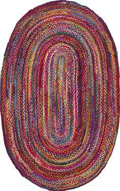 Amazon.com : Nuloom 8' x 11' Hand Braided Tammara Rug : Patio, Lawn & Garden