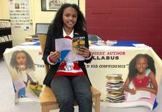Anaya Lee Willabus Becomes The Youngest Published Author @ 9 Years Old