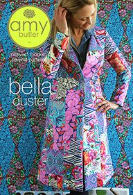 Amy Butler Bella Duster - I'm not a huge fan of the patchwork look, but this would look amazing in a solid color!
