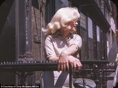 Tony says that Frieda believed that when Marilyn went to hospital for ten days during the ...