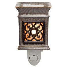 Scentsy Mini Nightlight Warmers: Wall Plug In Warmers