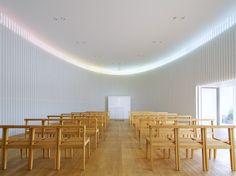 Rainbow Chapel by Kubo Tsushima Architects | ArchDaily