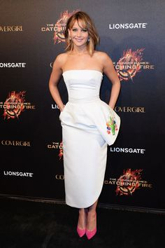 Jennifer Lawrence. Festival de Cine de Cannes 2013