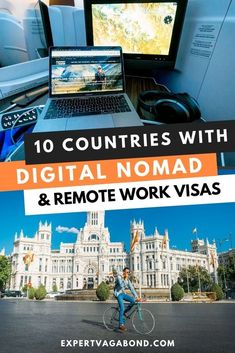 10 Countries With Digital Nomad