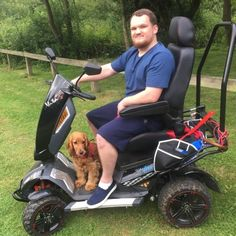 Disabled Ex-Royal Navy Sailor Discovers Mobility Scooters Can Be Cool Navy Veteran, Military Veterans, Off Road Suspension, Navy Sailor, Volunteer Work, Rugged Look, Future Car, Royal Navy, Armed Forces
