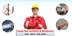 Complete solution for #garagedoor installation and maintenance services!