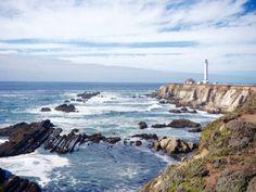 Roteiro pelo litoral norte da California