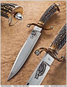 Photos SharpByCoop • Gallery of Handmade Knives - Page 31