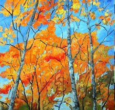 """Autumn Beauty"""" - Linda Yurgensen"""
