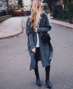 Marie Von Behrens, Simple Style, Fall Outfits, What To Wear, Winter Jackets, Spring Summer, Street Style, Shopping, Denim