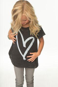 HEART http://whistlekids.com/heart/ #girls #tops