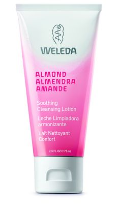 Almond Soothing Cleansing Lotion - Gently cleanses without drying