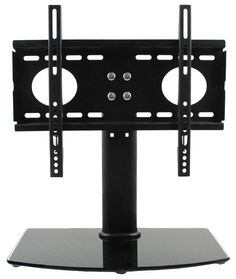Searching for a after-market pedestal stand/mounting solution for your flat-panel TV? The Simple Stores Universal Tabletop Stand offers a quality, affordable solution for your table-top mounting needs for TVs from - The Universal Tabletop Sony Flat Screen Tv, Flat Screen Tv Stand, 32 Inch Tv, Universal Tv Stand, Lemon Kitchen Decor, Tv Accessories, Television Stands, Flat Panel Tv, Wooden Bathroom