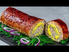 Meatloaf, Romania, Youtube, Food, Essen, Meals, Youtubers, Yemek, Youtube Movies