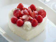 越低落就越想吃一塊真正的蛋糕。